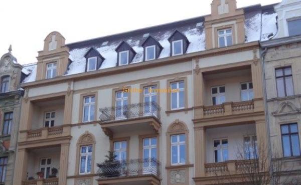 4 Raumwohnung mit 3x Balkon