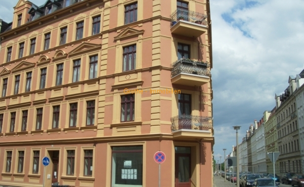 3 Raumwohnung mit kleinem Balkon